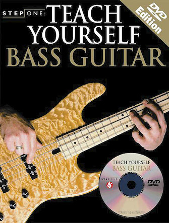 Product Cover for Step One: Teach Yourself Bass Guitar