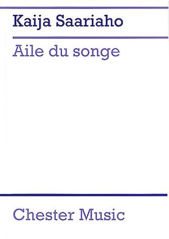 Product Cover for Kaija Saariaho: Aile Du Songe (Score)