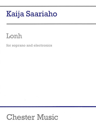 Product Cover for Lonh for Soprano and Electronics