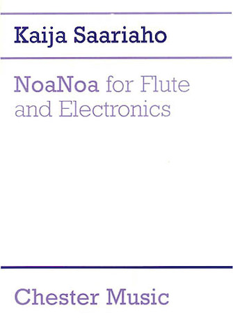 Product Cover for NoaNoa for Flute and Electronics