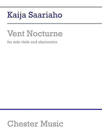 Product Cover for Kaija Saariaho: Vent Nocturne