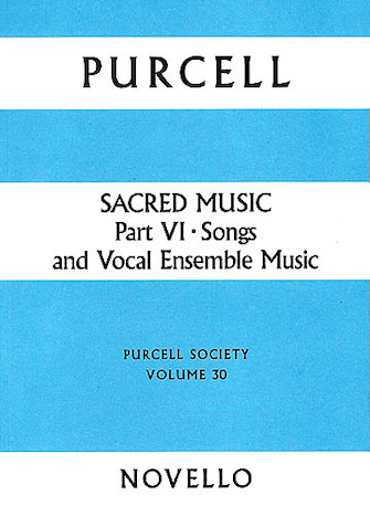 Product Cover for Sacred Music Part 6: Songs and Vocal Ensemble