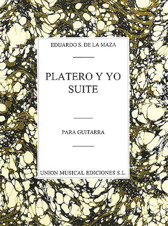 Product Cover for Eduardo Sainz De La Maza: Platero Y Yo Suite