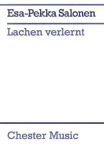 Product Cover for Lachen Verlernt