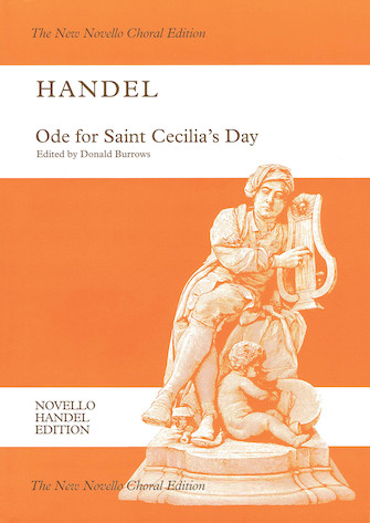 Product Cover for Ode for Saint Cecilia's Day, HWV 76