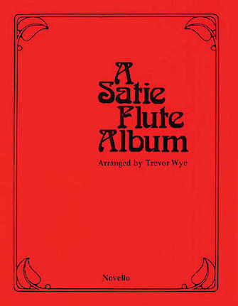 Product Cover for A Satie Flute Album
