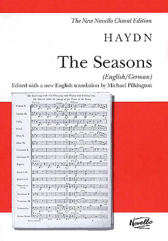 Product Cover for The Seasons (New Edition – English/German)