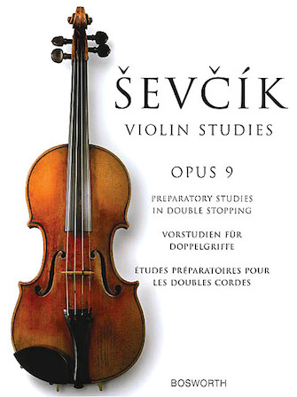 Product Cover for Sevcik Violin Studies – Opus 9