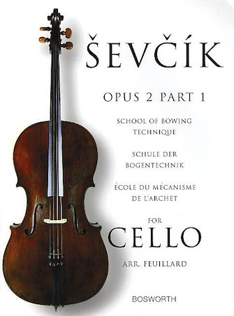 Product Cover for Sevcik for Cello – Opus 2, Part 1