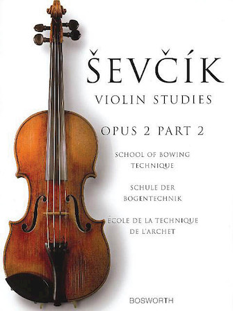 Product Cover for Violin Studies Op. 2 Part 2