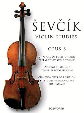 Product Cover for Sevcik Violin Studies – Opus 8