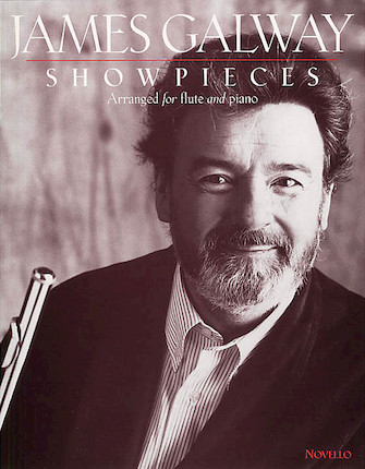 Product Cover for James Galway – Showpieces