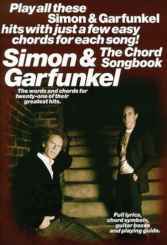 Product Cover for Simon And Garfunkel – The Chord Songbook