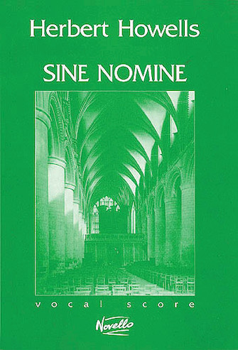 Product Cover for Sine Nomine, Op. 37