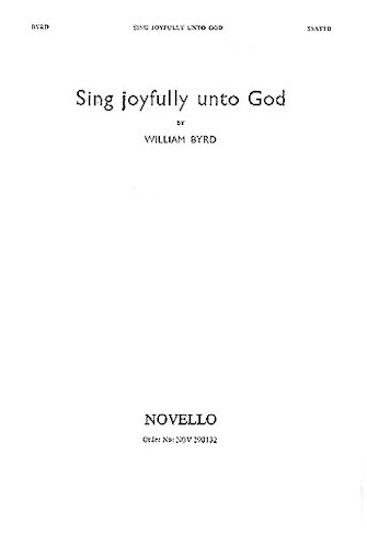 Product Cover for Sing Joyfully unto God