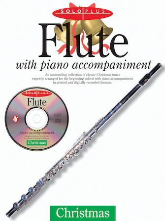 Product Cover for Solo Plus: Christmas – Flute