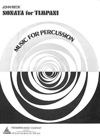 Product Cover for Sonata for Timpani
