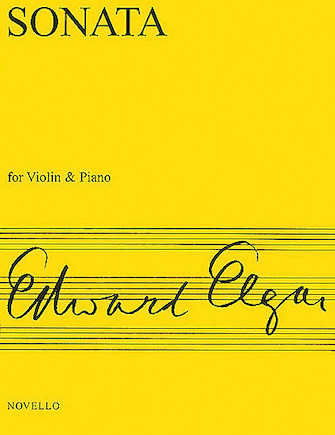 Product Cover for Sonata for Violin and Piano (E Minor), Op. 82