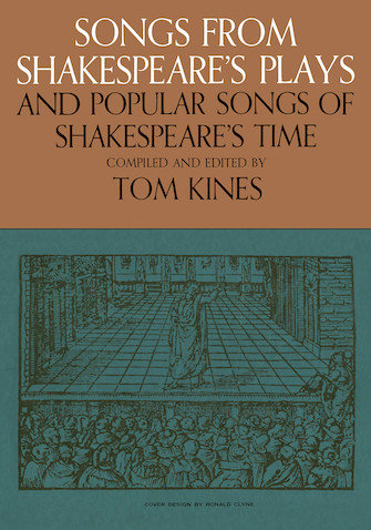 Product Cover for Songs from Shakespeare's Plays and Popular Songs of Shakespeare's Time