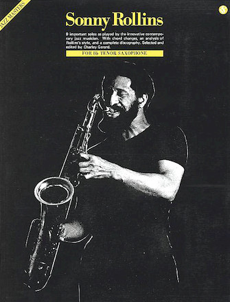 Product Cover for Sonny Rollins – Jazz Masters Series
