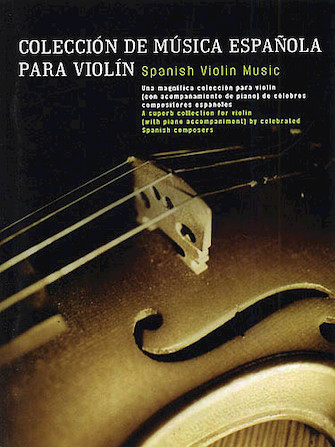 Product Cover for Spanish Violin Music