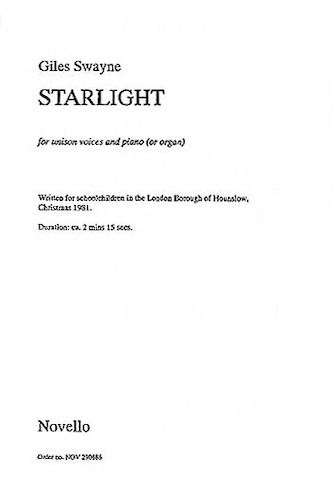 Product Cover for Starlight