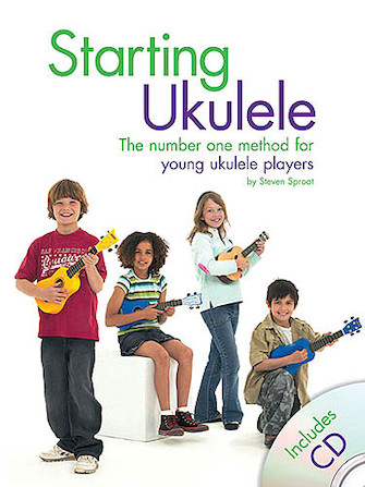 Product Cover for Starting Ukulele