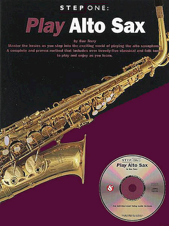 Product Cover for Step One: Play Alto Sax