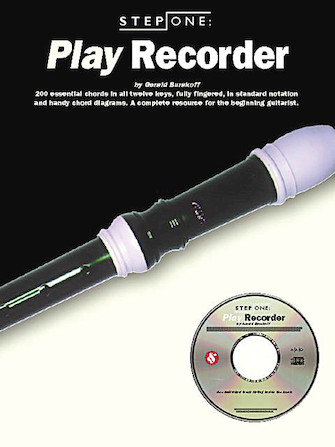 Product Cover for Step One: Play Recorder