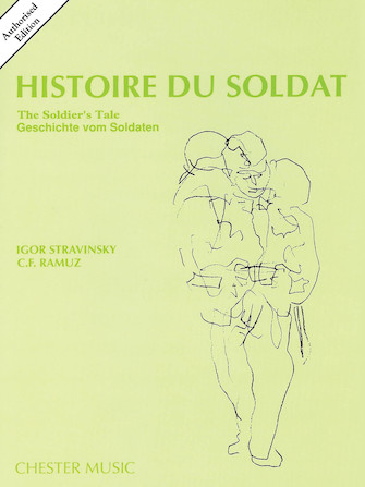 Product Cover for Histoire Du Soldat (The Soldier's Tale)
