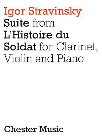 Product Cover for Suite from L'Histoire Du Soldat