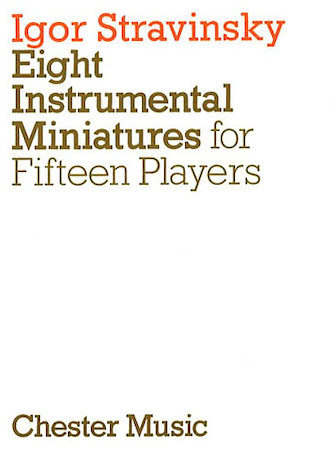 Product Cover for Eight Instrumental Miniatures
