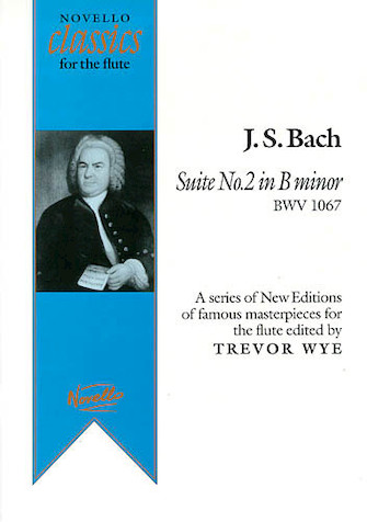 Product Cover for J.S.Bach: Suite No.2 In B Minor BWV 1067