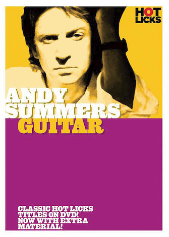 Product Cover for Andy Summers – Guitar