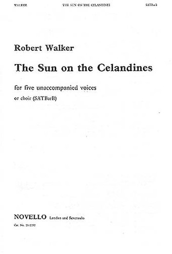 Product Cover for Robert Walker: Sun On The Celandines