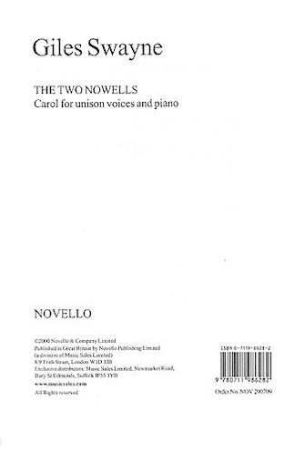Product Cover for The Two Nowells