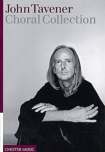Product Cover for John Tavener – Choral Collection