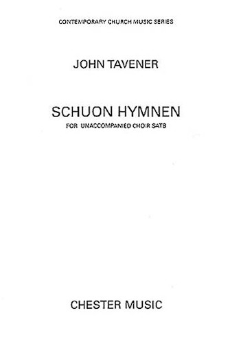 Product Cover for Schuon Hymnen