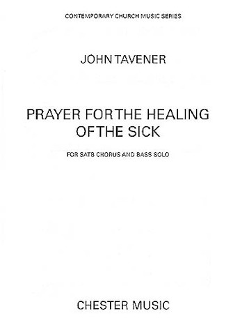 Product Cover for John Tavener: Prayer For The Healing Of The Sick