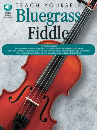 Product Cover for Teach Yourself Bluegrass Fiddle