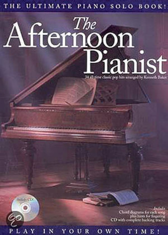 Product Cover for The Afternoon Pianist