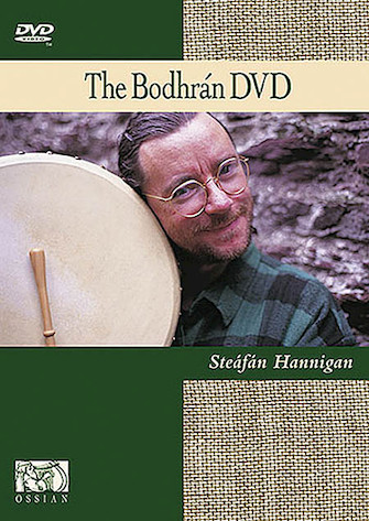 Product Cover for The Bodhrán DVD
