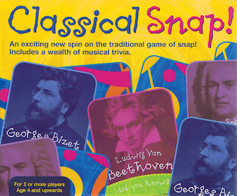 Product Cover for Classical Snap!