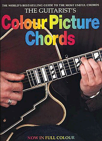 Product Cover for The Guitarist's Color Picture Chords