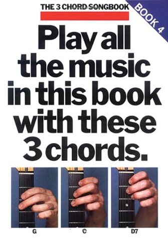 Product Cover for Play All the Music in This Book with These 3 Chords: G, C, D7