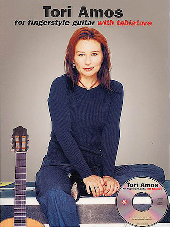 Product Cover for Tori Amos for Fingerstyle Guitar
