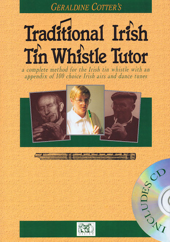 Product Cover for Geraldine Cotter's Traditional Irish Tin Whistle Tutor