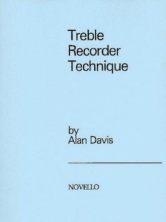 Product Cover for Treble Recorder Technique