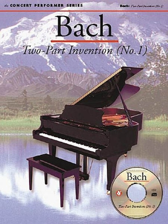 Product Cover for Bach: Two-Part Inventions (No. 1)