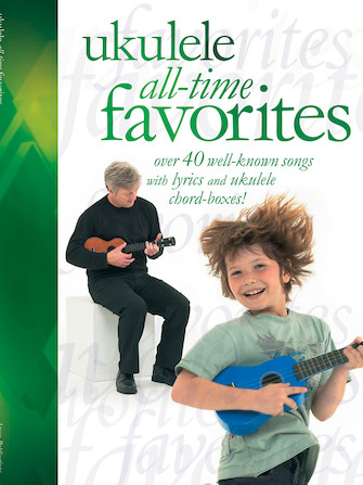 Product Cover for Ukulele All-Time Favorites